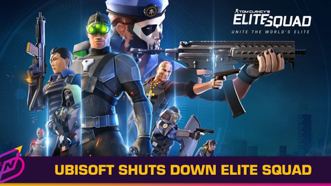 Tom Clancy's Elite Squad Will Shut Down on 4 October 2021