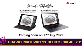 HUAWEI MatePad 11 to be Released on July 27