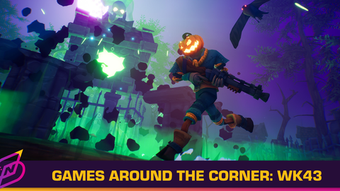[Games Around the Corner] Week 13, 2021 - Horror for Halloween