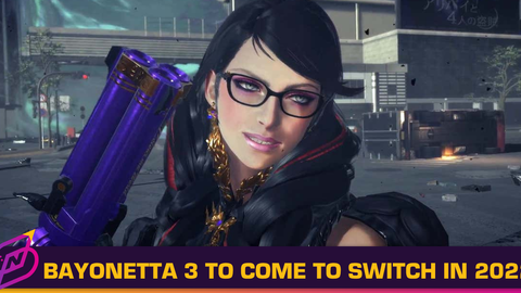 Bayonetta 3 Gets a Gameplay Trailer and Will Come to the Switch in 2022