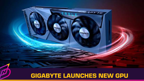 GIGABYTE Launches the AMD Radeon RX 6600 EAGLE 8G Graphics Card