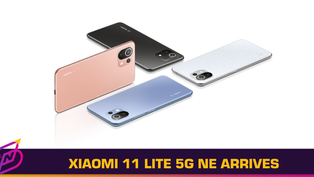 Xiaomi 11 Lite 5G Ne Arrives in Malaysia; Priced Starting from RM1,199