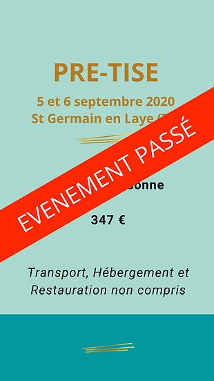 Ticket PRE-TISE