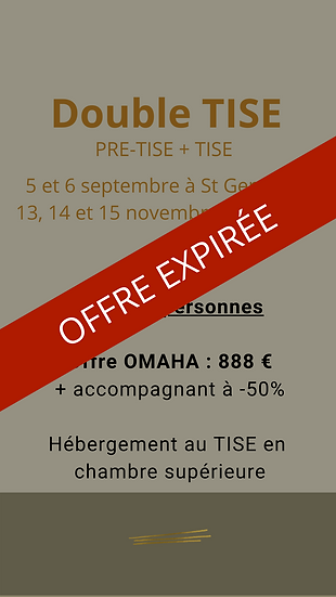 Ticket OMAHA - 2 personnes