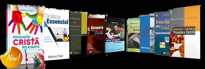 livros-educação-cristã