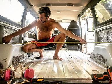Camper Van Rental Owner Maui