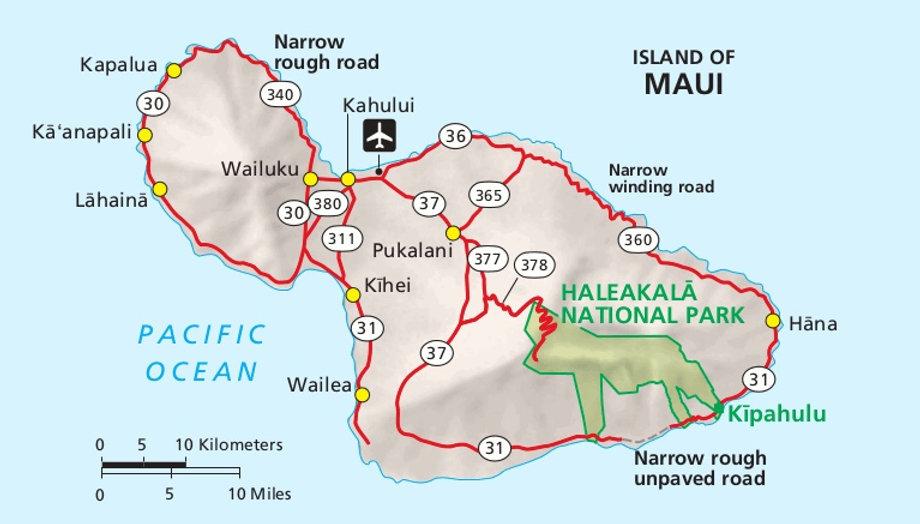 Camper Van Rentals Maui