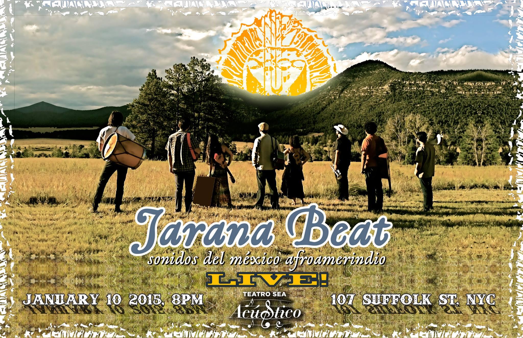 jarana beat 2015