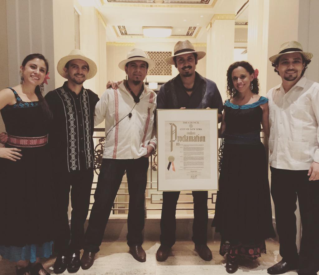 proclamation award