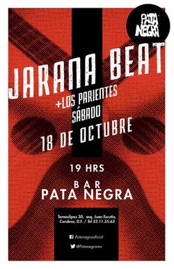 Jarana Beat en el Patanegra