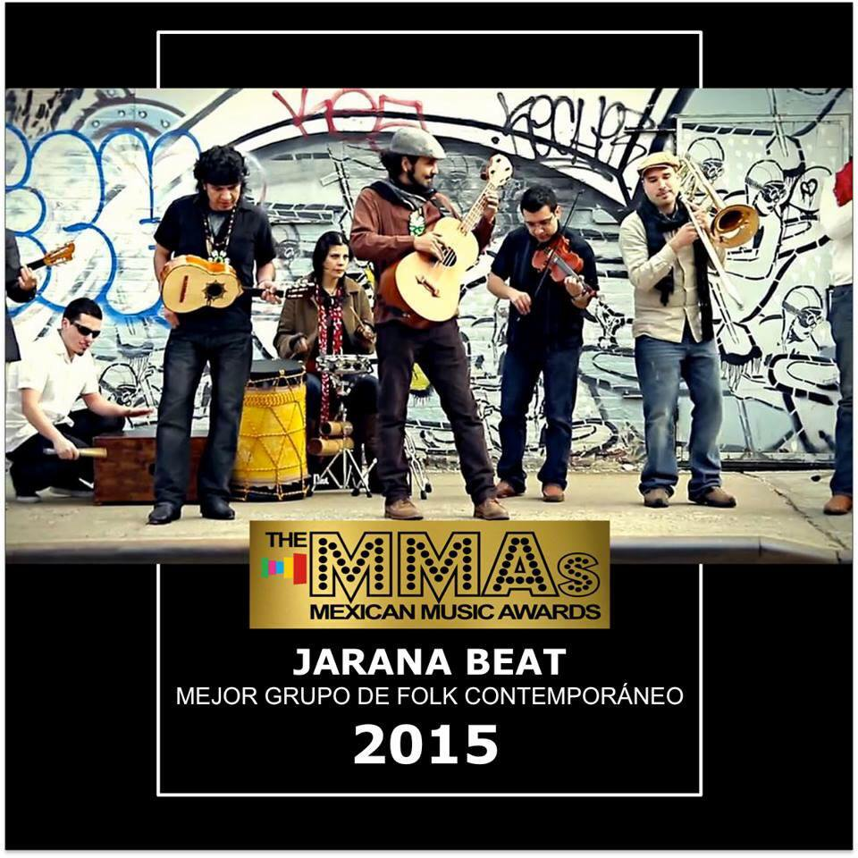Winners of the MMA 2015