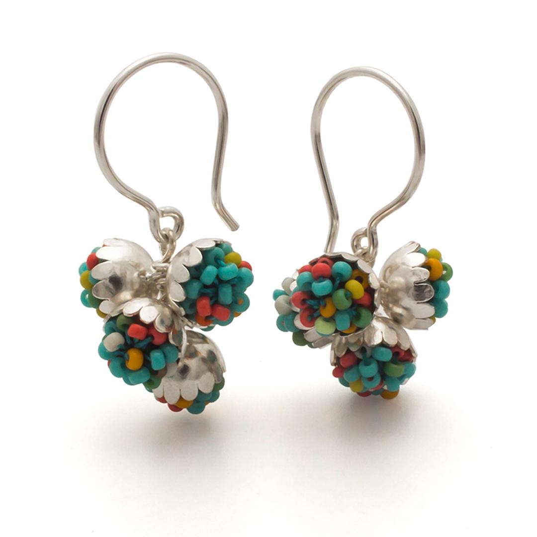 Margarita Bunch Earrings 580046