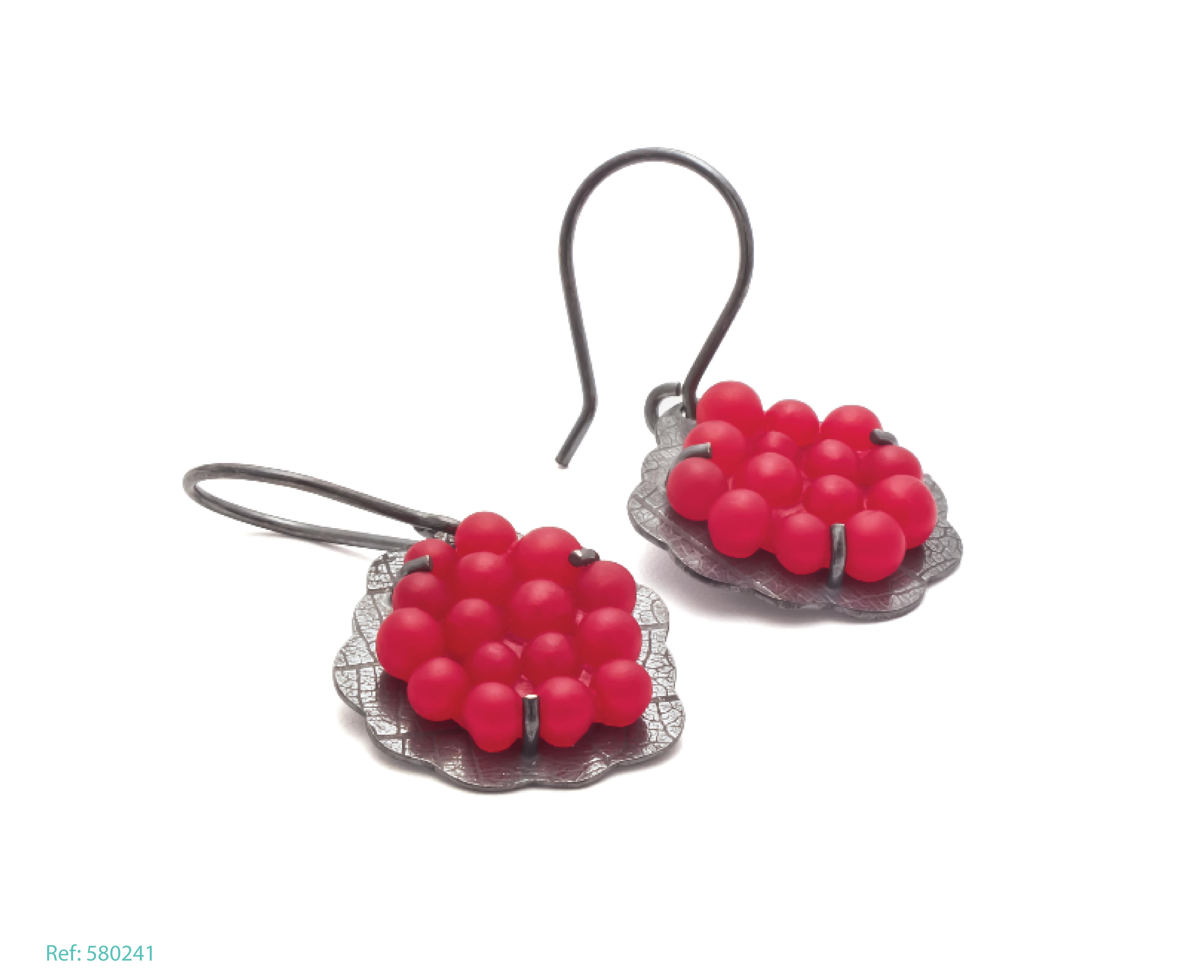 aretes pomegranate ref 580241