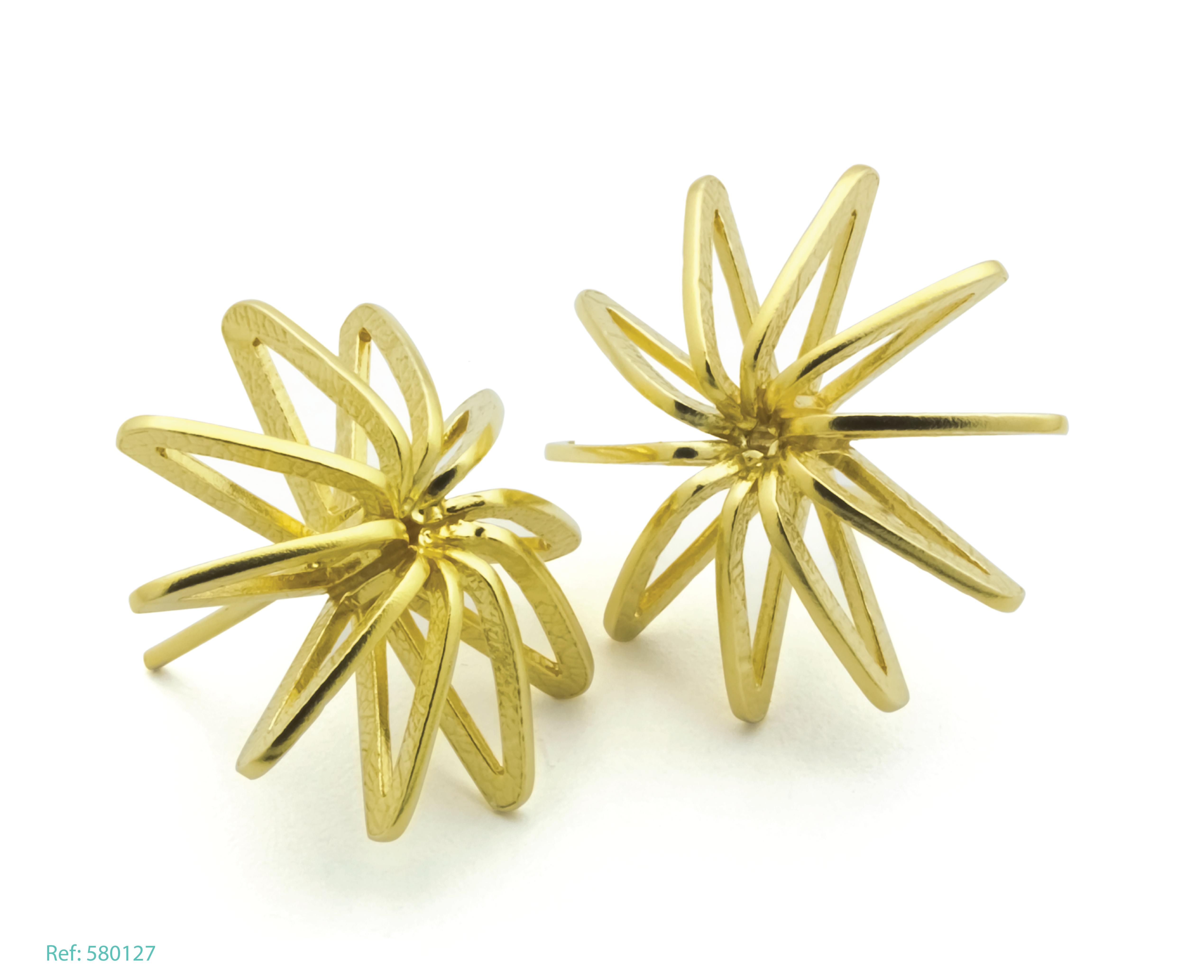Topos amapola dorado Ref- 580127