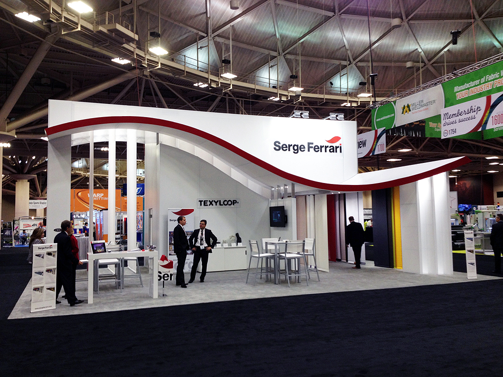 EXPO SERGE FERRARI