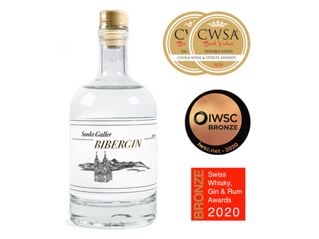 Double Gold at CWSA - Best Value 2020