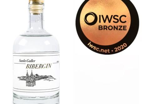 IWSC Bronze - International wine and spirit competition