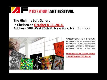 Last exhibition