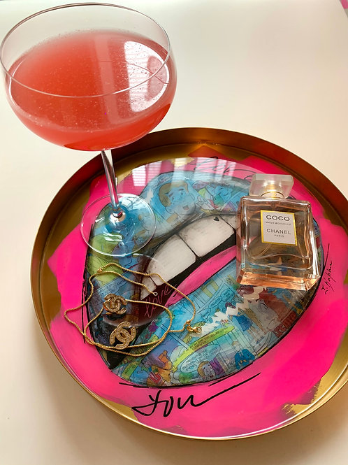 Pop Art Decorative Tray