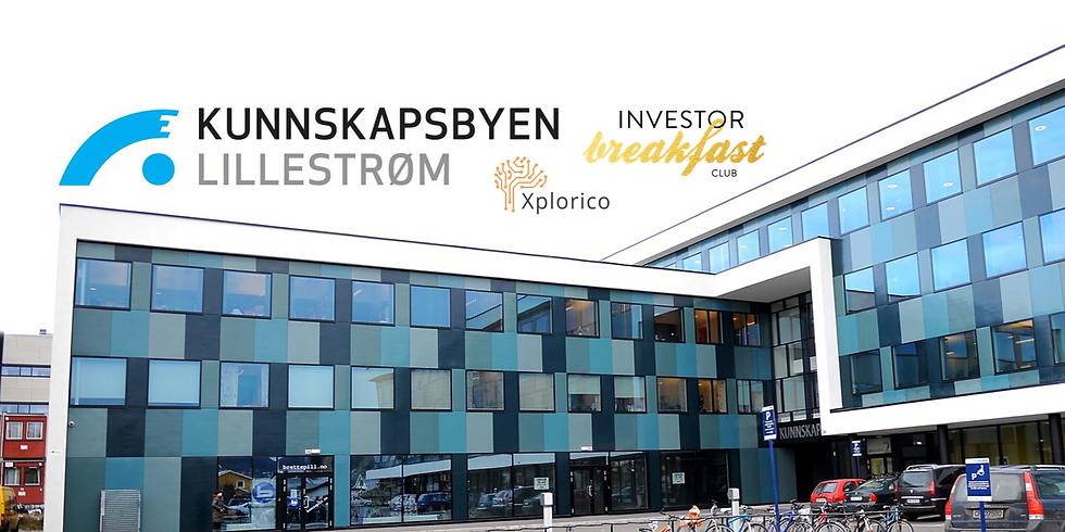 Investor Breakfast Club XIII - Focus Akershus & Lillestrøm
