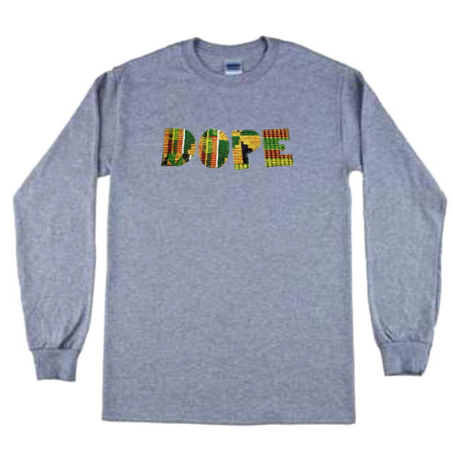 DOPE! Grey Long Sleeve Shirt.jpg