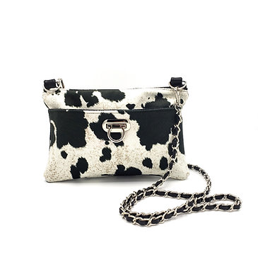 THE PERFECT SPOTTED MINI SHOULDER BAG