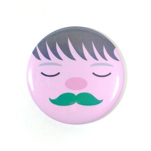 Check Your Beard - Mr. Mustache