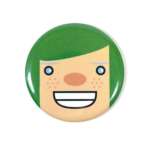 Check Your Teeth - Greenie