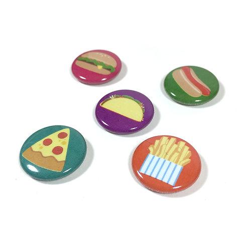 5 Pins - Fast Food