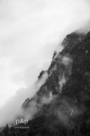 der Nebelmorgen II
