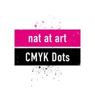 CMYK dots & nat_at_art