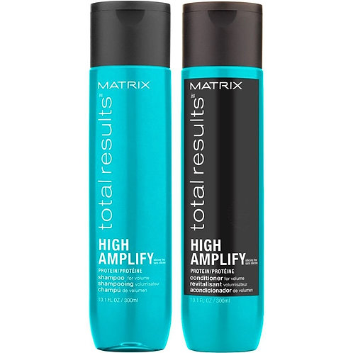 High Amplify Shampoo and Conditioner Duo - 10.1 oz. each
