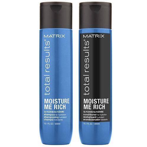 Moisture Me Rich Shampoo and Conditioner Duo - 10.1 oz.