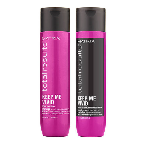 Keep Me Vivid Shampoo and Conditioner Duo