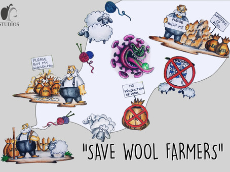 A VOICE TO SUPPORT WOOLEN FARMERS