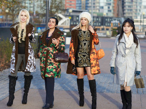 NRT the fashion label highlights the show during ELFW2020 -Let's enjoy Rain with fashion!