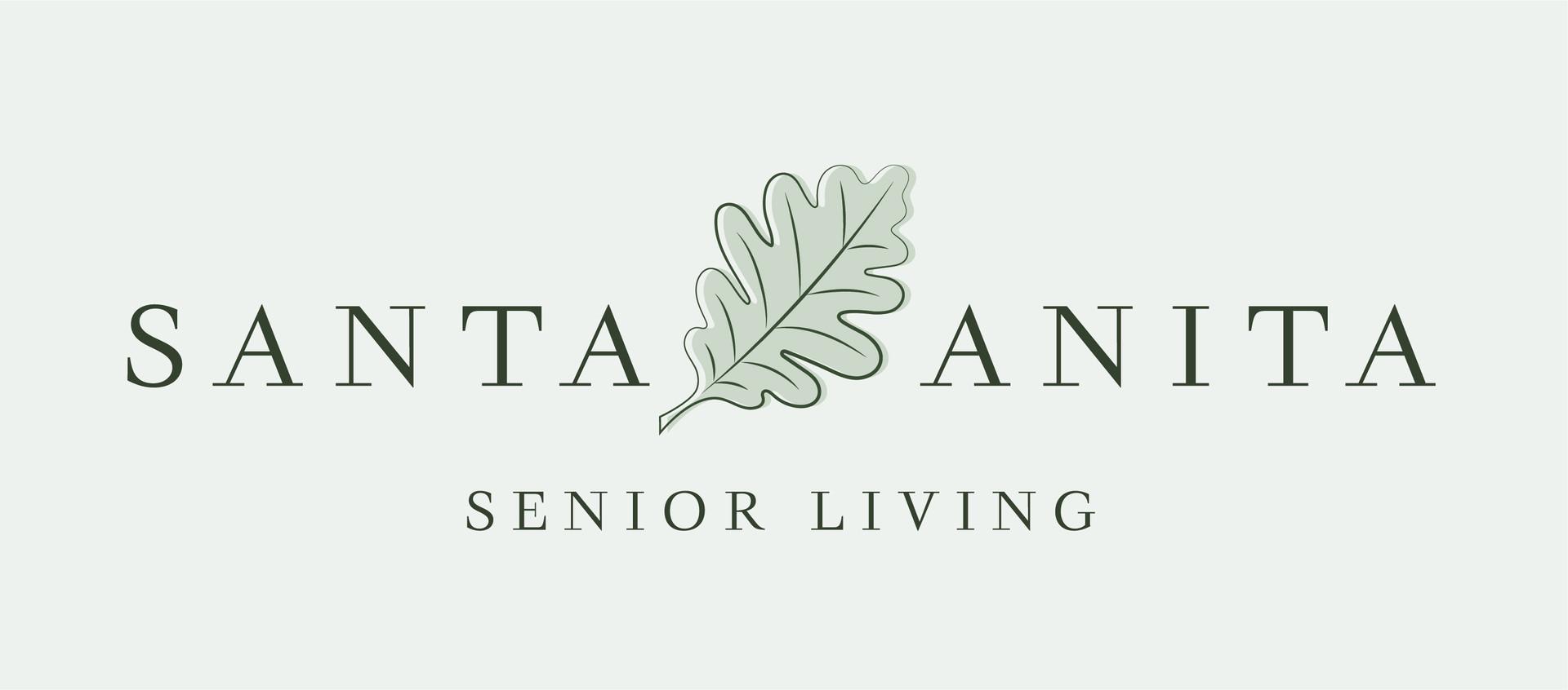 santa anita senior living logo - website