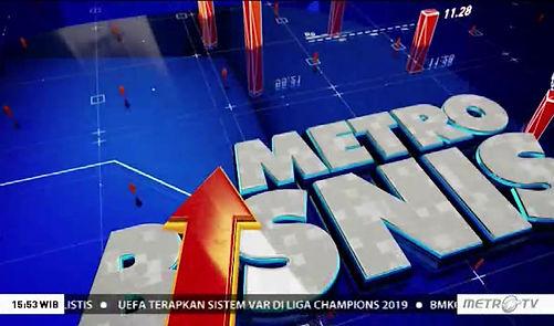 Metro Bisnes coverage