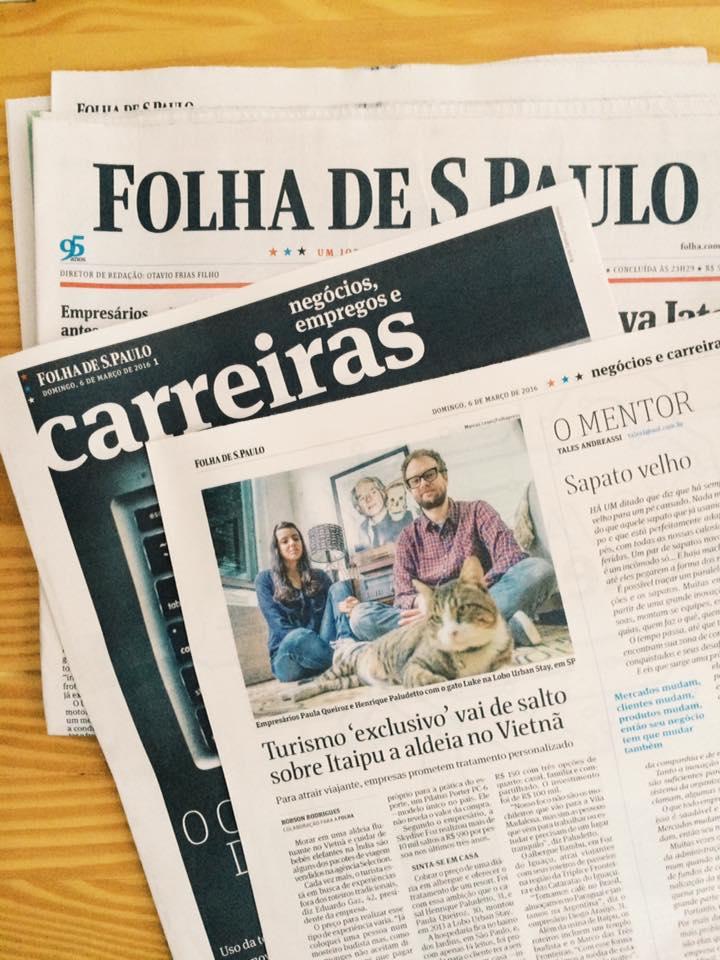 JORNAL FOLHA DE S. PAULO