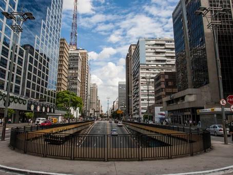 VISITE SÃO PAULO EM 1 DIA - PAULISTA E IBIRAPUERA