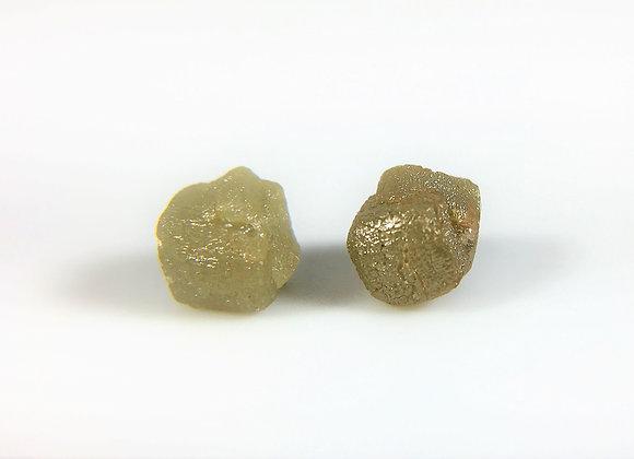 Raw Diamond Crystals
