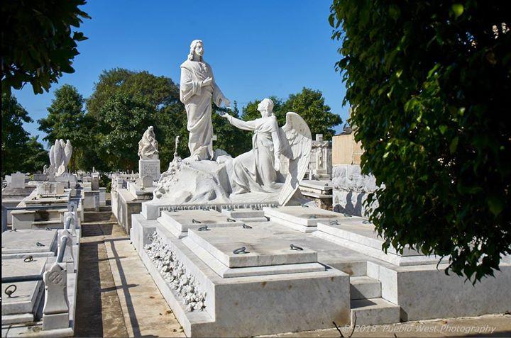 Colon Cemetery, Havana 3