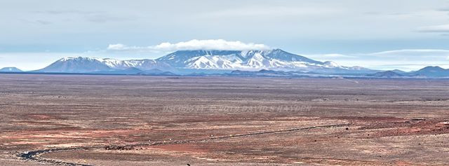 View from Meteor Crater