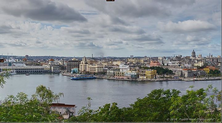 Havana from Castillo De Los Tres Reyes D