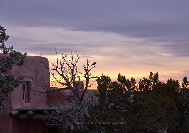Painted Desert sunset 1