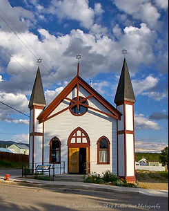 Leadville Synagogue