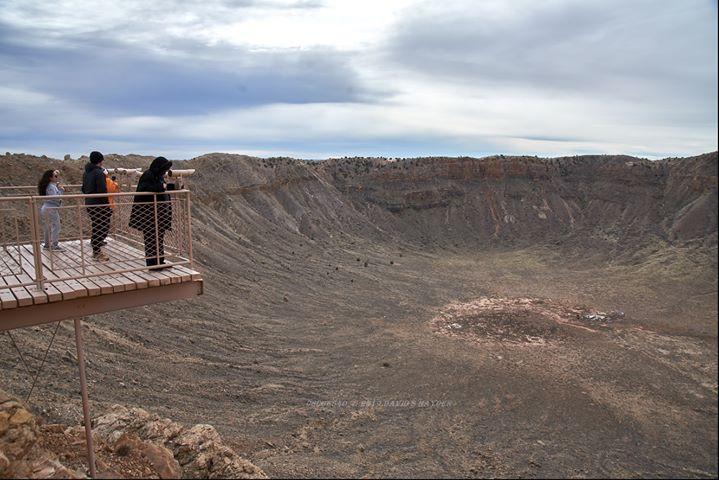Meteor Crater 1
