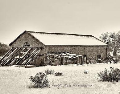 Goodnight Barn Pueblo