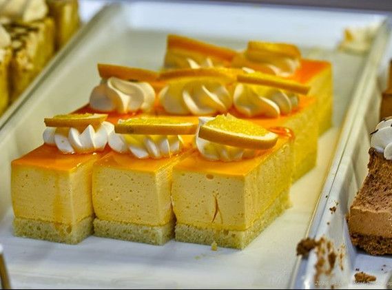 Cruise desserts