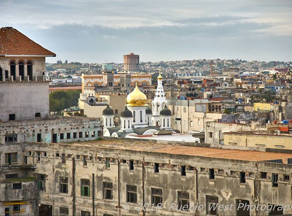 Morning in Havana